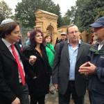Rundgang über den Jüdischen Friedhof Weißensee