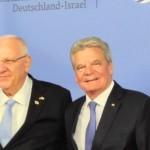 Festakt aus Anlass des 50. Jahrestages der Aufnahme Diplomatische Beziehungen zwischen Deutschland und Israel am 12.05.2015