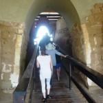 Führung durch die archäologischen Stätten Ashkelons, Stadttor.