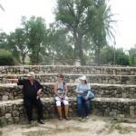 Führung durch die archäologischen Stätten Ashkelons mit Gad Sobol