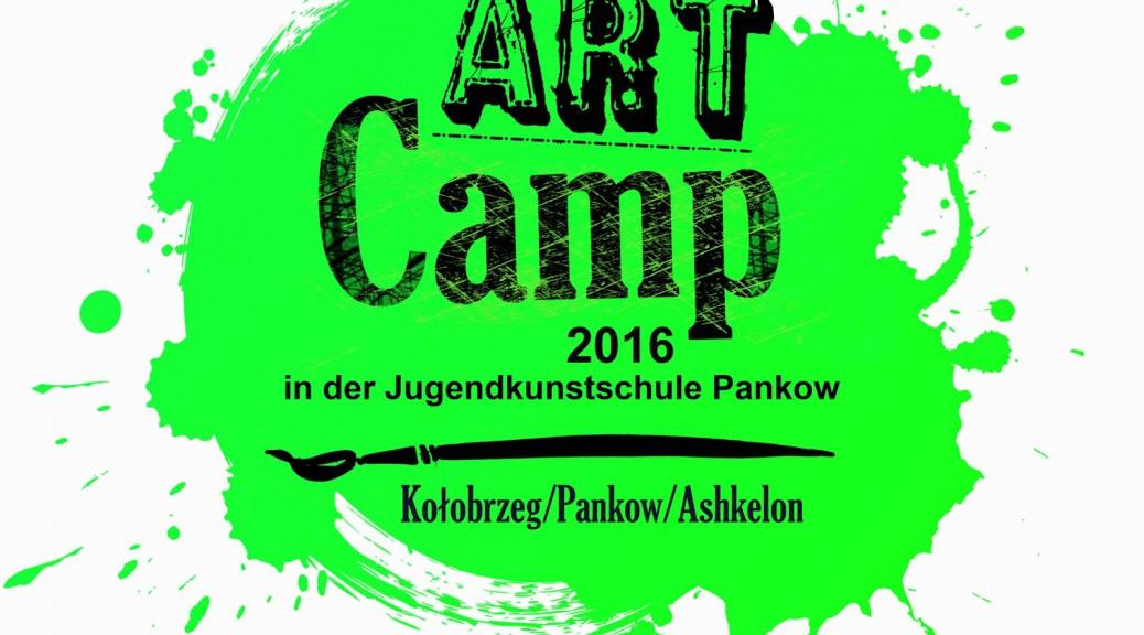Das Logo des ART Camp 2016